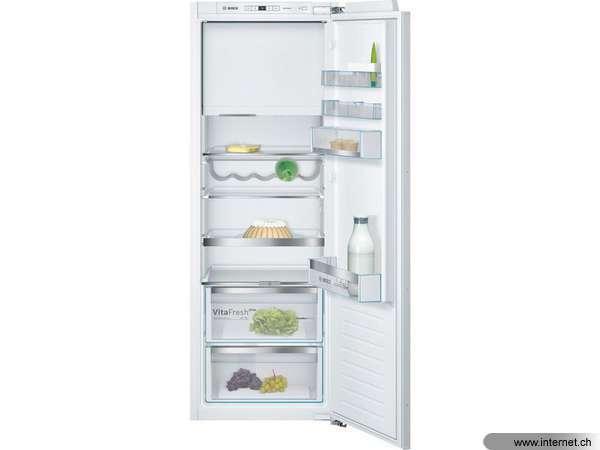 Bosch Kühlschrank Dekorplatte : Dekorplatte kühlschrank bosch: bosch kvn ip a pastellrosé im