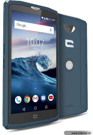 Crosscall Smartphones Core-X3, Bildschirmdiagonale: 5