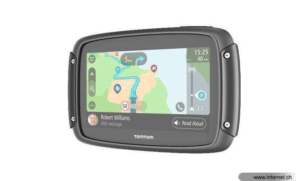 TOMTOM 1GF0.002.11 GPS Navigation