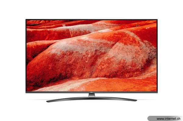 LG TV 65UM7660, 65 LED-TV, UHD (65UM7660PLA AEU)
